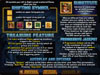 Slots Jungle featuring the video-Slots Treasure Chamber with a maximum payout of 10,000x