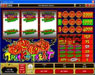 Casino Action featuring the Video Slots Trick or Treat with a maximum payout of $20,000