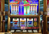 Liberty Slots featuring the Video Slots Triple Rainbow 7 with a maximum payout of 40,000x