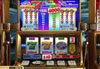 Liberty Slots featuring the Video Slots Triple Rainbow 7's with a maximum payout of $80,000