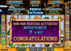 Slotnuts featuring the video-Slots Triple Twister with a maximum payout of 50,000