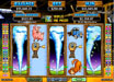 Las Vegas USA featuring the video-Slots Triple Twister with a maximum payout of 50,000