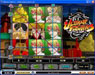 Joyland Casino featuring the Video Slots Ultimate Fighters with a maximum payout of $75,000