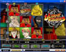 Europa featuring the video-Slots Ultimate Fighters with a maximum payout of 5,000x