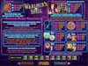Mighty Slots featuring the video-Slots Warlock's Spell with a maximum payout of 50,000