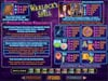 Grande Vegas featuring the Video Slots Warlock's Spell with a maximum payout of $250,000