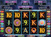 Slots of Vegas featuring the video-Slots Warlock's Spell with a maximum payout of 50,000