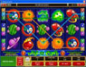 Jackpot City featuring the video-Slots What on Earth with a maximum payout of 7,500x