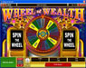 Music Hall featuring the Video Slots Wheel of Wealth with a maximum payout of $15,000