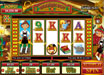 Raging Bull featuring the Video Slots Wooden Boy with a maximum payout of $250,000
