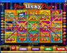 Platinum Play featuring the Video Slots Your Lucky Day with a maximum payout of $50,000