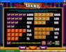 Slots Cafe featuring the Video Slots Your Lucky Day with a maximum payout of $50,000