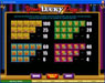 Golden Boys Bet featuring the Video Slots Your Lucky Day with a maximum payout of $50,000