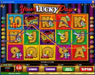 Virtual City featuring the Video Slots Your Lucky Day with a maximum payout of $50,000