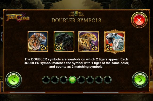 Doubler Symbols