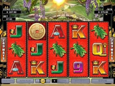 Luxury featuring the Video Slots Tiger Moon with a maximum payout of $468,000