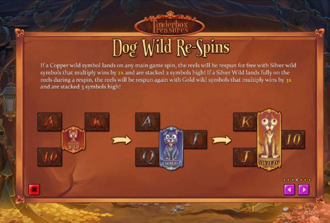 Dog Wild Respins