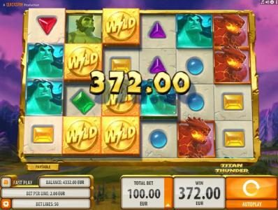 Play slots at Grand Ivy: Grand Ivy featuring the Video Slots Titan Thunder with a maximum payout of $200,000