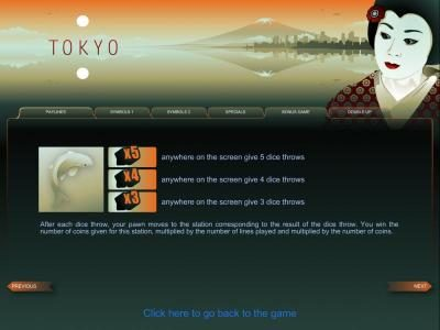Long Harbour featuring the Video Slots Tokyo with a maximum payout of $25,000