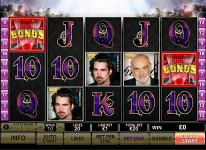 Rey8 featuring the Video Slots Top Trumps Celebs with a maximum payout of $100,000