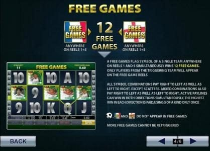 Magic Box featuring the Video Slots Top Trumps World Football Stars with a maximum payout of $500,000