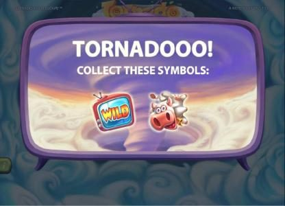Play Hippo featuring the Video Slots Tornado Farm Escape with a maximum payout of $7,000