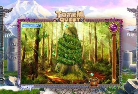 Play slots at Casdep: Casdep featuring the Video Slots Totem Quest with a maximum payout of $10,000