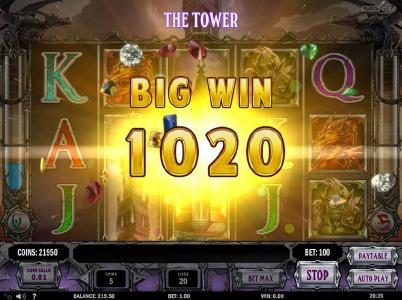 Play 24 Bet featuring the Video Slots Tower Quest with a maximum payout of $2,500