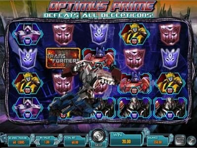 Transformers - Battle for Cybertron  :: optimus prime mystery feature triggered
