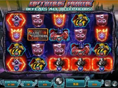 Transformers - Battle for Cybertron  :: mystery feature