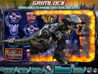 mystery feature grimlock triggered