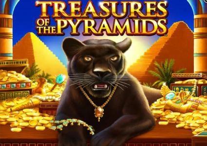 Treasures of the Pyramids :: Splash screen - game loading