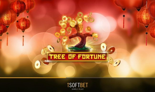 Play slots at Pokie Place: Pokie Place featuring the Video Slots Tree of Fortune with a maximum payout of $100,000