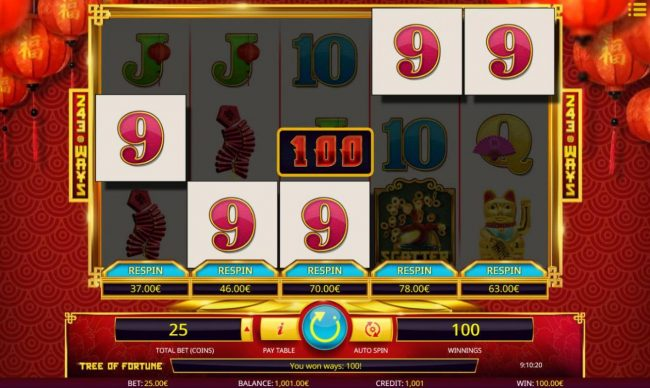 Play slots at Astralbet: Astralbet featuring the Video Slots Tree of Fortune with a maximum payout of $100,000