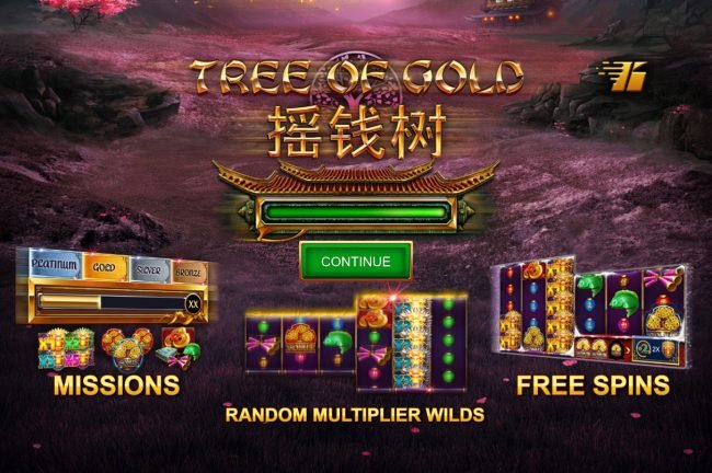 Tree of Gold :: Introduction