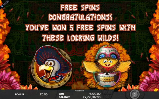 Casino Extra featuring the Video Slots Tres Huevos with a maximum payout of $75,000