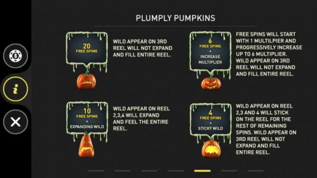 Plumply Pumpkins Rules