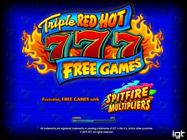 Featuring Free Games with Spitfire Multipliers!