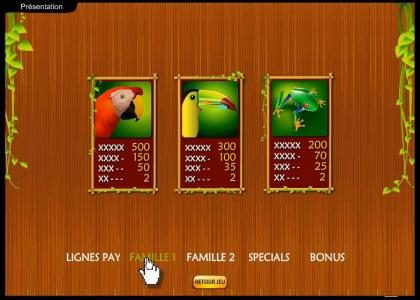 Long Harbour featuring the Video Slots Tropicania with a maximum payout of $200
