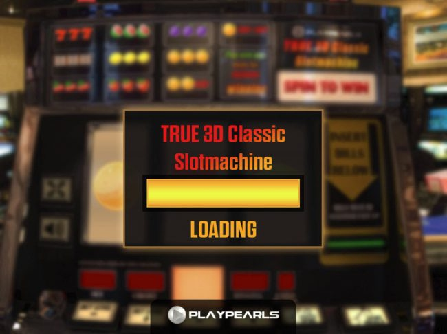 Venetian featuring the Video Slots True 3D Classic Slot Machine with a maximum payout of $600