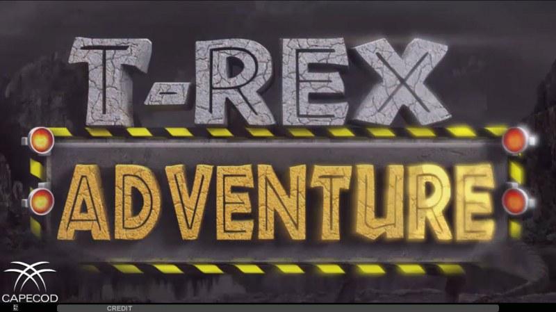 T-Rex Adventure :: Introduction