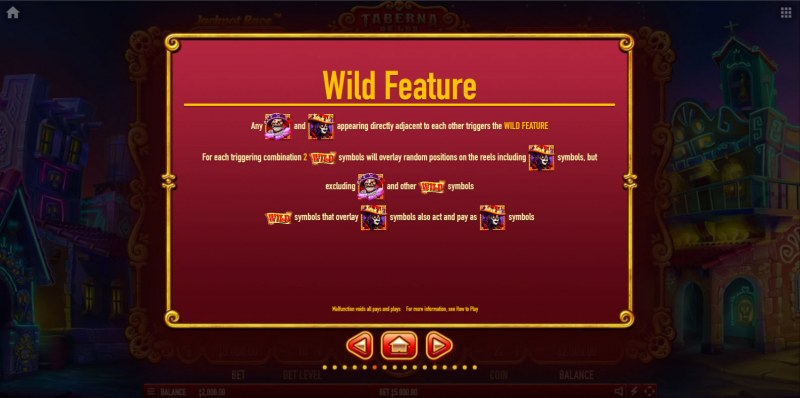 Taberna De Los Muertos Ultra :: Wild Feature