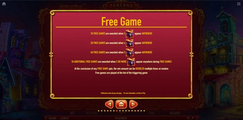 Taberna De Los Muertos Ultra :: Free Game Rules