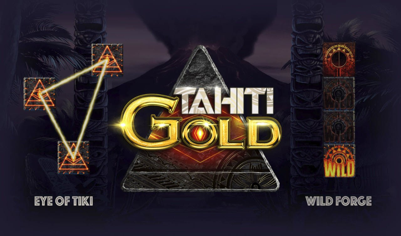 Play slots at iLucki: iLucki featuring the Video Slots Tahiti Gold with a maximum payout of $500,000