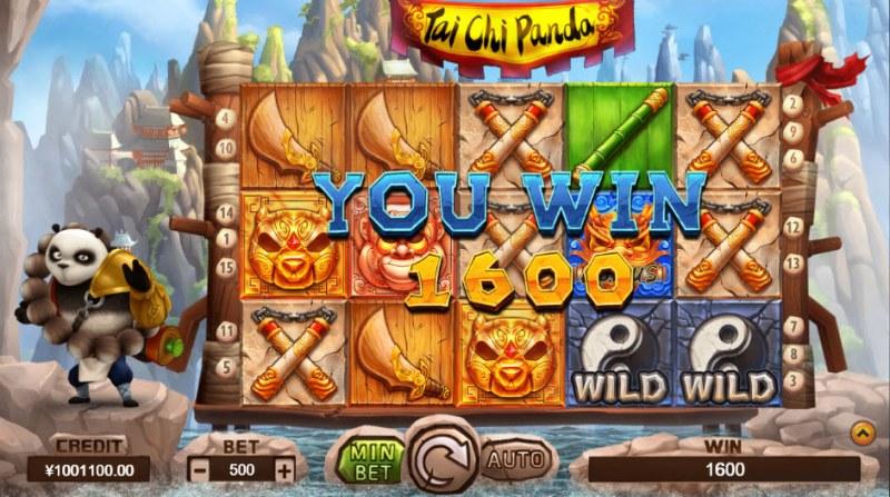 Tai Chi Panda :: Big Win