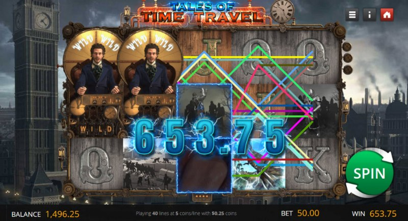Tales of Time Travel :: Big Win