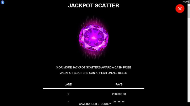 Tarzan and the Jewels of Opar :: Jackpot Scatter