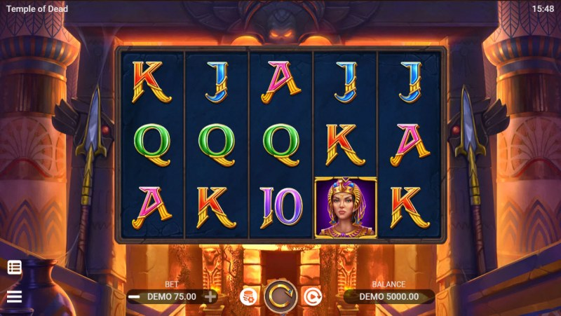 Temple of Dead :: Main Game Board