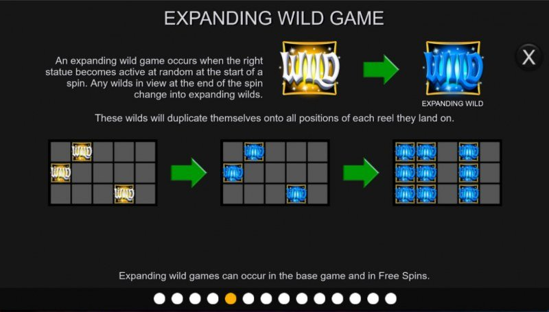 Temple of Light :: Expanding Wild Game