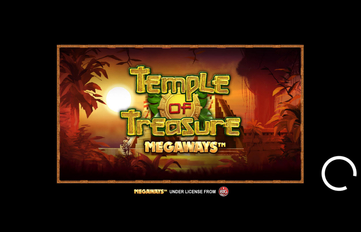 Play slots at Fun Casino: Fun Casino featuring the Video Slots Temple of Treasure Megaways with a maximum payout of $250,000